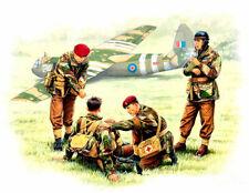 MASTER BOX British paratroopers, 1944. Kit 2 New