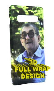 Personalised Samsung Galaxy S10 PLUS Full Wrap 3D Photo Phone Case