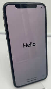 Apple iPhone X 64GB (Vodafone) Space Grey A1901 Good Condition   FAST SHIPPING