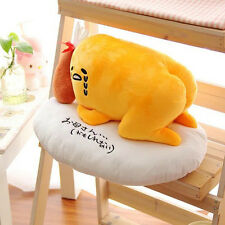 Gudetama Lazy Egg Plush Toy Animation Cute Chicken Leg Pillow Doll Gift