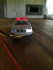 NEW JERSEY STATE POLICE WORKING LIGHTS CAR BATTERY LED HO scale
