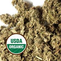 Mugwort - Organic (Artemisia vulgaris) - FREE SHIPPING - 1 oz -1 lb