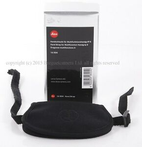 Mint- Leica S 16004 Wrist Hand Strap for Handgrip S/S2/S2-P #HK6474X