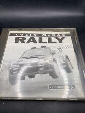 Colin McRae Rally - PC CD-ROM - Deutsch