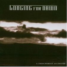 LONGING FOR DAWN - A TREACHEROUS ASCENSION  CD NEW+
