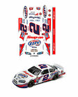 2 Miller Lite/Snap-on 2005 1/64 scale decal fits AFX Tyco Lifelike Autoword