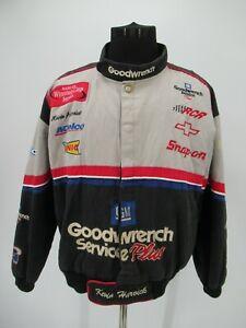 M6715 VTG Kevin Harvick Men's NASCAR Racer Jacket Size XL