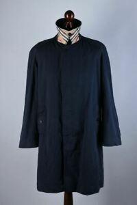 Burberry London Classic Long Trench Coat Size L