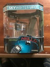 Skywriter Ufo by Propel Scrolling Message Helicopter New in Package 2012