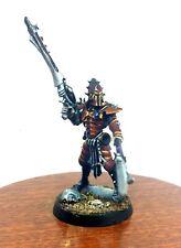 Warhammer 40k Kabalite Warriors Squad Dark Eldar Drukhari Pro painted - must see