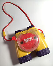 Viewmaster Viewer - Vintage Binocular Style 1998 Fisher Price Discovery Channel
