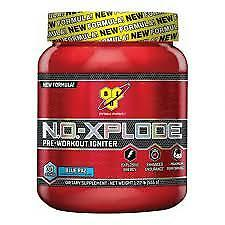 BSN N.O. XPLODE PRE-WORKOUT 30 SERVINGS - COD FREE SHIPPING