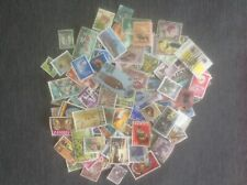 Mixed lot of African Commonwealth Stamps