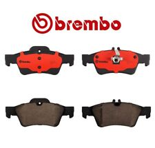 NEW Rear Brake Pad Set Ceramic Brembo For MB C216 C219 W211 W212 W220 W221 R230