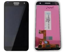 LCD DISPLAY + TOUCH COMPLETO ORIGINALE PER HUAWEI ASCEND G7 NERO touchscreen vet