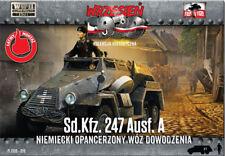 First to Fight 059 Sd.Kfz 247 Ausf Ein deutscher Kommandopanzer