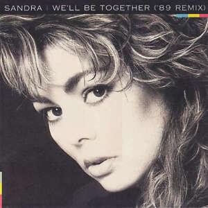 """Sandra - We'll Be Together ('89 Remix) (12"""")"""
