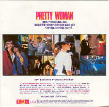 PRETTY WOMAN CD David bowie, Red Hot Chili Peppers, Peter Cetera, Roy Orbison
