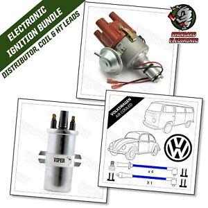 VW Air Cooled Allumage Électronique Pack Pour 1200 - 1600 Camper, Coccinelle