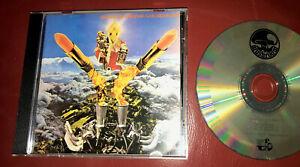 SECOND HAND Death May Be Your Santa Claus PROG CD 1991 BFTP CD 004 UFO Mushroom