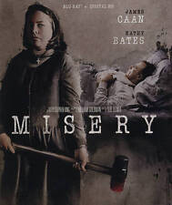 MISERY (BLU-RAY Disc) ** NO DIGITAL CODE **
