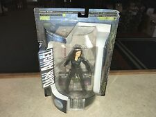 2002 Art Asylum DARK ANGEL MAX Bike Messenger Season 1 Jessica Alba Figure MOC