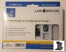 ESU 58818 LokSound V5.0 Micro DCC/MM/SX/M4 Decoder Next18 ~ W/Sugar Cube Speaker