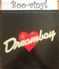Dreamboy-Mini album Quest Records US Press EX avec vinyle