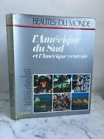 Bellezas de La Monde América Sud Y América Centrale Larousse 1980