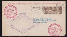 US C14 $1.30 Graf Zeppelin on Flown Cover VF-XF SCV $400