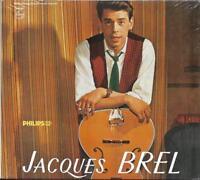CD DIGIPACK JACQUES BREL 13 TITRES AU PRINTEMPS BEST OF 2003 NEUF SCELLE