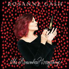 "Rosanne Cash : She Remembers Everything (Vinyl 12"")"