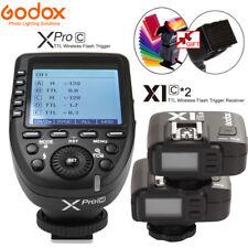 Godox XproC Wireless Flash Trigger Funkauslöser X1R Receiver Empfänger For Canon