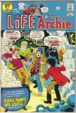 Life With Archie Comic Book #132, Archie 1973 VERY FINE-