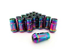 NEON 20 Pieces D1SPEC Light Weight Billet Racing Wheel Lug Nut Nuts M12x1.5