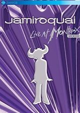 JAMIROQUAI - LIVE AT MONTREUX 2003 NEW REGION 2 DVD