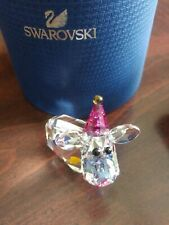 SWAROVSKI PARTY MO COW LOVLOTS 2018 LIMITED EDITION 5301580 Pink NEW