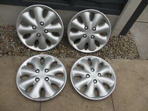 """Set of 4 x 15"""" Citroen Xsara Wheel trims Hub Caps........wk1"""