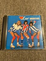 USED CD: Luv Greatest Hits