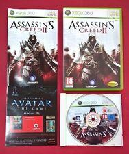 Assassin's Creed II - XBOX 360 - USADO - MUY BUEN ESTADO