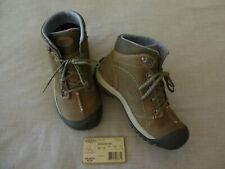 "Keen ""Kaci"" Waterproof Nubuck Leather Laced Ankle Boots - size 5UK 38EU 7.5US"