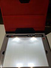 Roseart Smart 3-in-1 Portfolio (Book Light, Tracing Desk & Image Projector w/ 20
