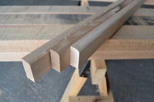 Solid Oak Architrave Set - 20x45mm Bullnose/Pencil round Profile