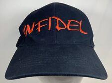 Infidel Cap Arabic Black Red War No Religion Unfaithful Hat Strapback Army