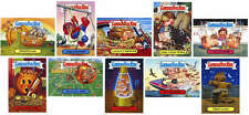 GARBAGE PAIL KIDS ANS7 COMPLETE SET OF 10 JIG-SAW PUZZLE 2008 ALL-NEW SERIES 7