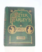 PETER PARLEYS ANNUAL FOR 1882: Strange Stories / Soldiers / Saliors Tinkers 1882