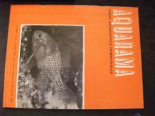 ** Aquarama n°20 Les espèces du genre Ludwigia / Artemia Salina / Poisson Archer