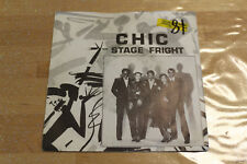 chic - stage fright   45t