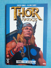 Thor Vinkings 1 Rendez-vous au Valhalla - Born - Marvel Max Comics Panini France
