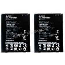 2 x New BL-44E1F Internal Battery For LG V20 H990N F800 H918 VS995 3.85V 3200mAh